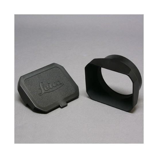 Leica Metal Lens Hood & Cap for 35mm & 50mm Summarit [f2.5]