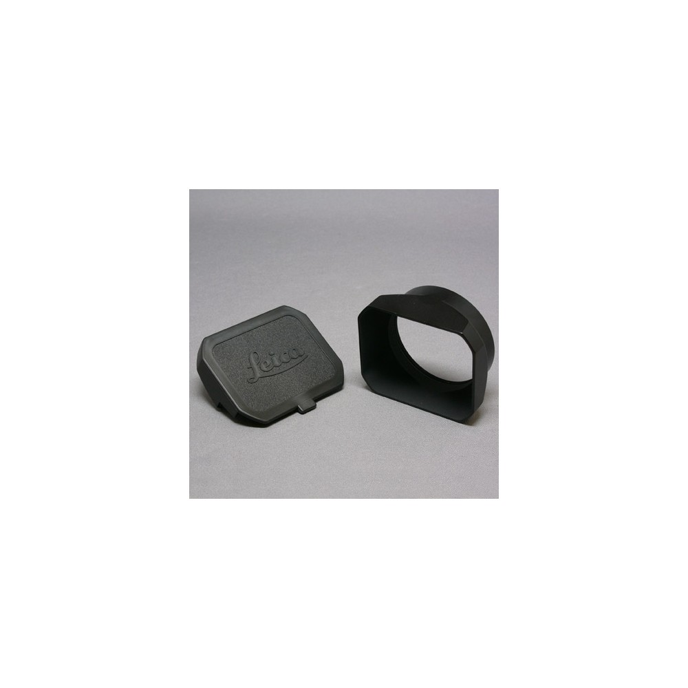 Leica Metal Lens Hood & Cap for 35mm & 50mm Summarit [f2.5]