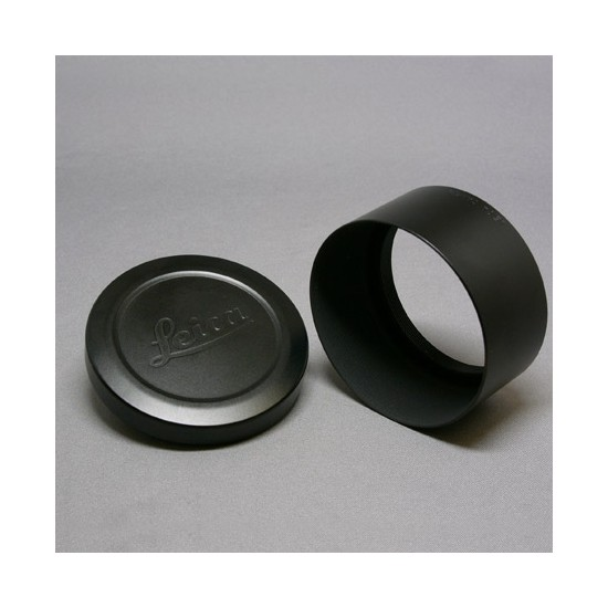 Leica Metal Lens Hood & Cap for 75&90 (Summarit)