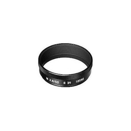 Leica Hood for 50mm f2.8 Black